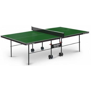 6031-3 тен. стол Startline Game Indor с сеткой GREEN
