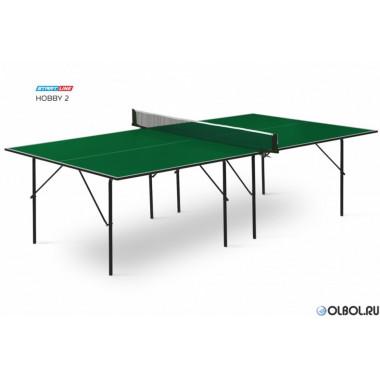 6010 тен. стол Startline Hobby-2 GREEN