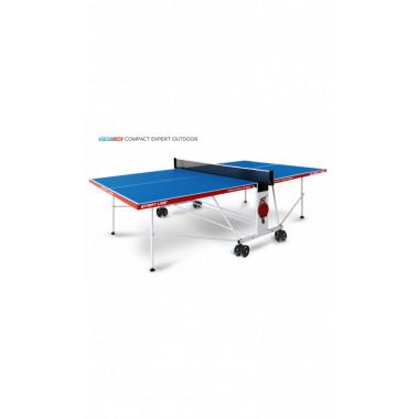 Теннисный стол START LINE COMPACT EXPERT OUTDOOR  BLUE 6044-3