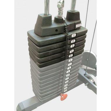 Тренажер для вертикальных тяг Gym80  Sygnum Medical 3242