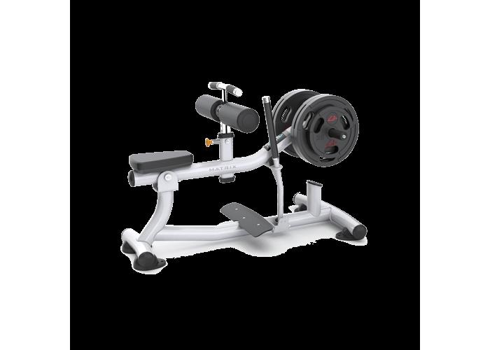MATRIX MAGNUM MG-PL77 Икроножные мышцы сидя (ЧЁРНЫЙ)