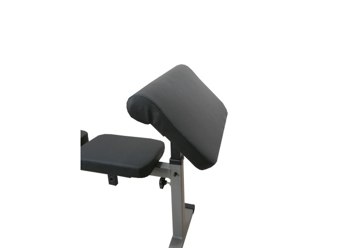 Скамья универсальная усиленная MironFit Rk-04